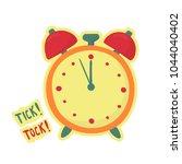 Alarm Clock Make Tick Tock....