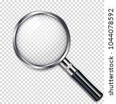 realistic transparent... | Shutterstock .eps vector #1044078592
