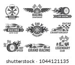 monochrome labels and badges of ...   Shutterstock .eps vector #1044121135