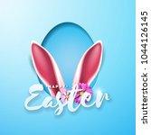 vector illustration of happy...   Shutterstock .eps vector #1044126145