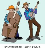 Two Person Playing Country...