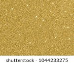 vector gold glitter background... | Shutterstock .eps vector #1044233275