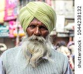 amritsar  india   feb 24  2013  ...   Shutterstock . vector #1044238132