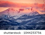 morning light in the wasatch... | Shutterstock . vector #1044253756