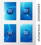 medical banner with... | Shutterstock .eps vector #1044260065