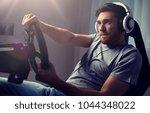 technology  gaming ...   Shutterstock . vector #1044348022