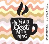 """your best morning"" hipster... 
