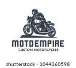 Vintage Cafe Racer Motorcycle...