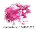 eye shadow  on white background | Shutterstock . vector #1044371092