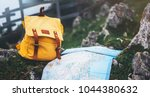 traveler relax holiday concept  ... | Shutterstock . vector #1044380632
