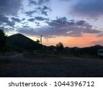 Small photo of Sunset in Lope National Park