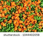 Sliced Vegetables Before Baking ...