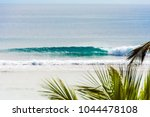 view of the seascape  maldives  ... | Shutterstock . vector #1044478108