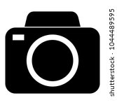 camera photographic isolated... | Shutterstock .eps vector #1044489595