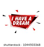 sign with red label | Shutterstock .eps vector #1044503368