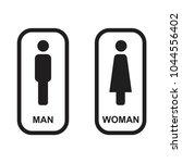 vector illustration of men and... | Shutterstock .eps vector #1044556402