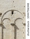 detail of old church in bitonto ... | Shutterstock . vector #1044706348