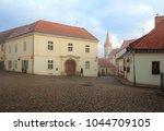 znojmo  czech republic  ...   Shutterstock . vector #1044709105