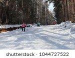 city of zavodoukovsk  tyumen... | Shutterstock . vector #1044727522