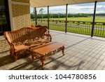 furniture made of wood and... | Shutterstock . vector #1044780856