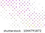 light multicolor  rainbow... | Shutterstock .eps vector #1044791872