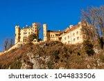 schwangau  germany   march 4 ... | Shutterstock . vector #1044833506