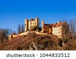 schwangau  germany   march 4 ... | Shutterstock . vector #1044833512