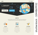 one page website design