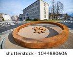 kranj  slovenia   march 13 ... | Shutterstock . vector #1044880606