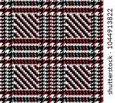 check fashion seamless pattern | Shutterstock .eps vector #1044913822