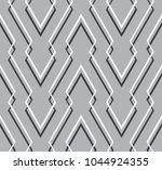 vector seamless pattern.... | Shutterstock .eps vector #1044924355