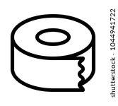 adhesive stick tape | Shutterstock .eps vector #1044941722