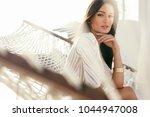 women fashion. female in... | Shutterstock . vector #1044947008