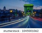 budapest hungary   25 september ... | Shutterstock . vector #1045001062