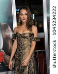 Small photo of Alicia Vikander at the Los Angeles premiere of 'Tomb Raider' held at the TCL Chinese Theatre IMAX in Hollywood, USA on March 12, 2018.