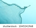 fishing net with space for your ... | Shutterstock . vector #1045241968