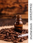 essential oil of coffee beans... | Shutterstock . vector #1045259932