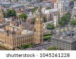 big ben in london   Shutterstock . vector #1045261228
