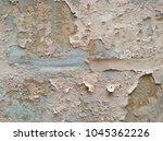 rough wall background. grunge...   Shutterstock . vector #1045362226