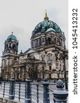 berlin downtown and landmarks | Shutterstock . vector #1045413232