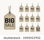 discount hang tag vector design ...