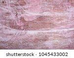 rustic wood surface closeup | Shutterstock . vector #1045433002