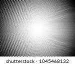 radial halftone pattern texture.... | Shutterstock .eps vector #1045468132