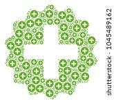 create illustration created in... | Shutterstock .eps vector #1045489162