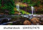 Mossbrae Falls  California