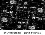 black and white abstract... | Shutterstock . vector #1045595488