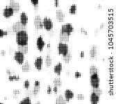 abstract grunge grid polka dot...   Shutterstock .eps vector #1045703515