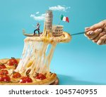 Taste Italy Concept. The...