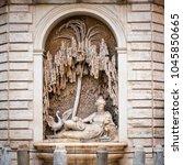 rome  italy   april 14  2017 ...   Shutterstock . vector #1045850665