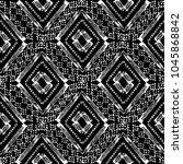 abstract grunge seamless... | Shutterstock . vector #1045868842